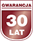Gwarancja 30 lat